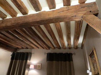 ほっとする木組みの部屋downsize