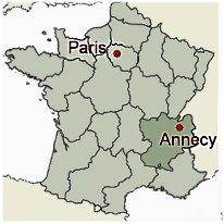 Annecyの場所downsizeREV