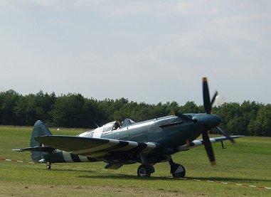 Spitfire PR IXXの帰還REVdownsize