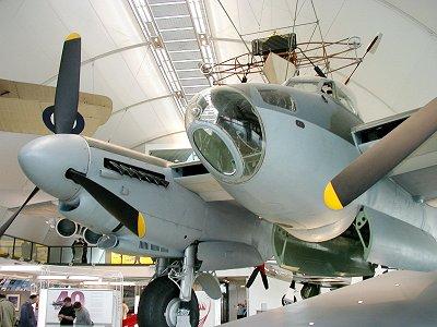 Mosquito RAF博物館downsize