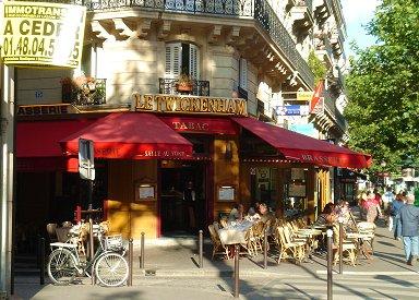 パリ左岸Saint-Germain通のカフェREVdownsize再掲載