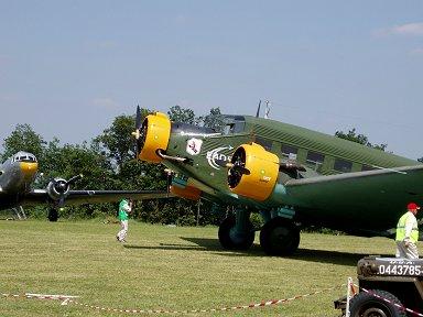 タンテ(Ju52 Tante)発進準備完了downsize