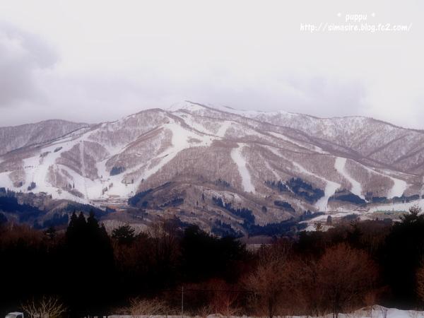 大日岳 スノーパーク