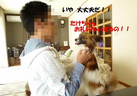 たけちゃん+ふうた