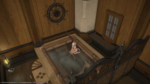 新生14 285日目 風呂場も作ったにゃよ♪