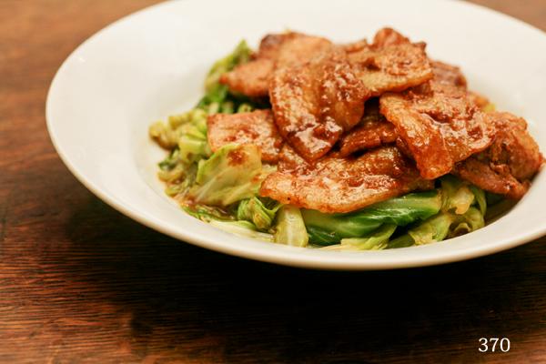 豚バラ味噌漬け焼2