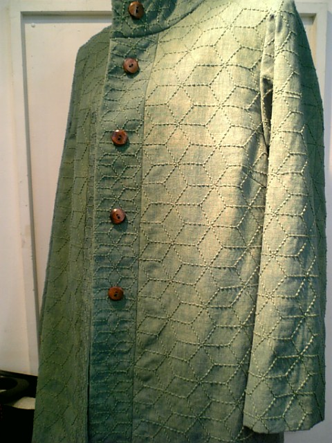 刺子(三箱組)のコート