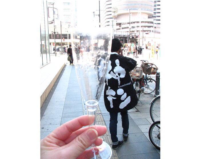 千葉の街をかっ歩する
