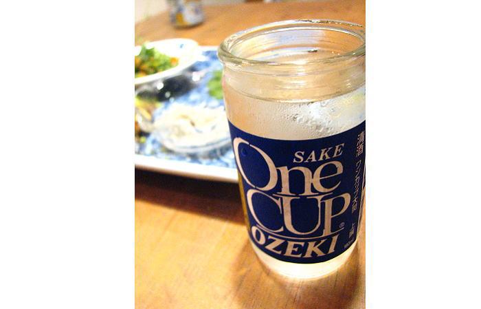 日本酒に切り替え