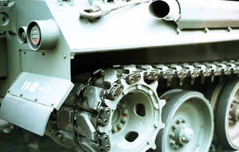 クロス現像 戦車 1