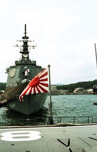 クロス現像 護衛艦1