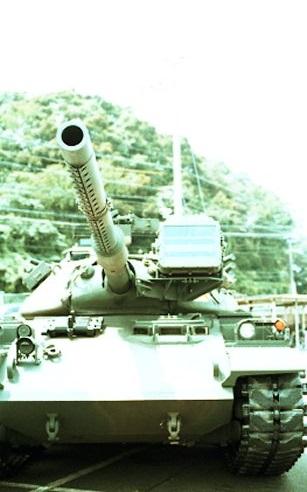 クロス現像 戦車 4