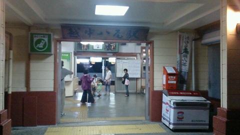 0830八尾駅