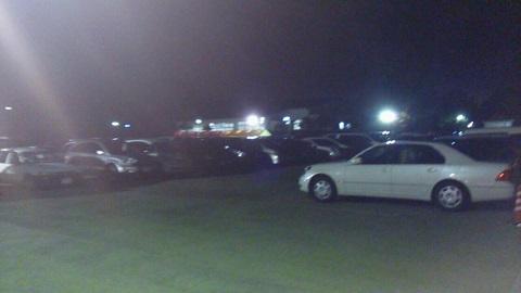 0830駐車場