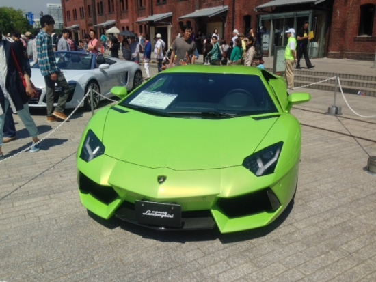 LEVOLANT CARS MEET 2014④