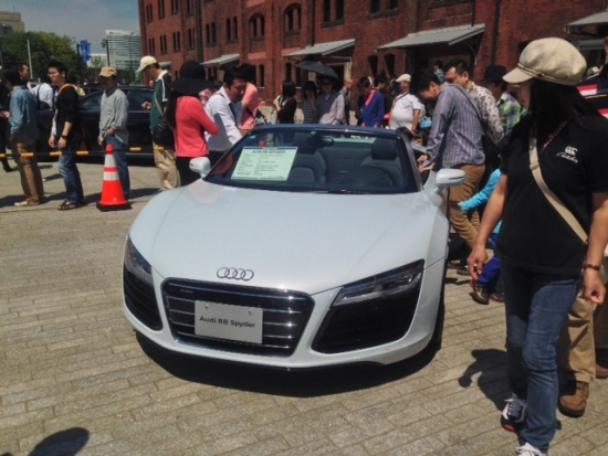 LEVOLANT CARS MEET 2014⑤