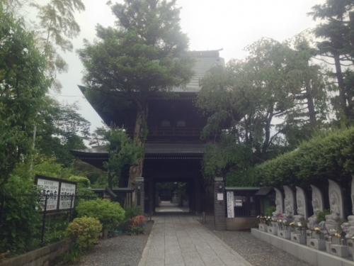 高安寺館①
