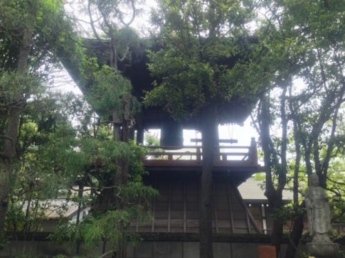 高安寺館②