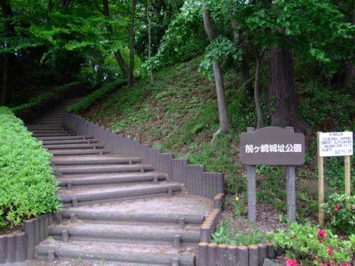 前ヶ崎城①