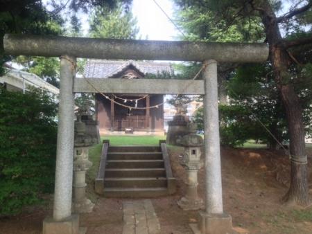 松木屋敷①