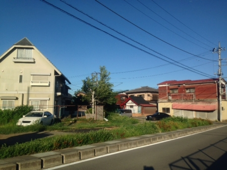 上野原城④