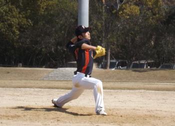 DSCF5035宅急便リリーフ山田投手