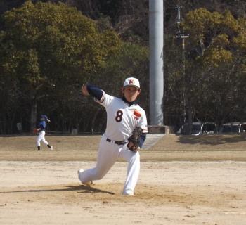 DSCF5016ナイツ先発坂本投手