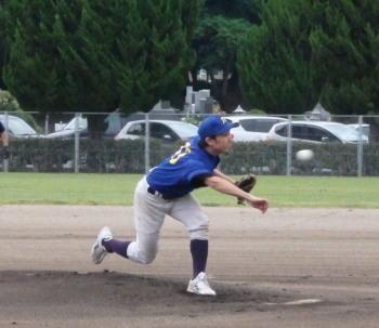 P6060673トップG先発今田投手