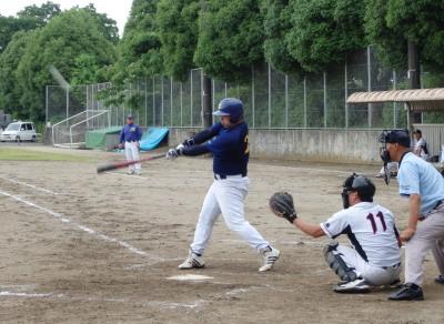 P60607133回裏無死三塁から2番柳田の中犠飛で1点追加。