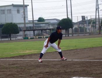 P6080767鶴田三塁塁審