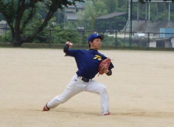 P6151118トップガレージ 斉藤投手