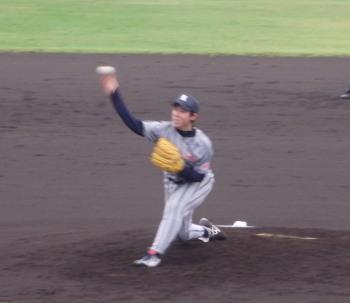 P6261217県熊本土木 先発投手