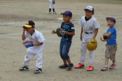 P7061299キッズ野球 その2