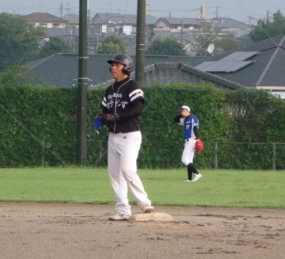 P82019032回裏1死から中川が中越え二塁打を放ち、チームを勢いつけるとともに