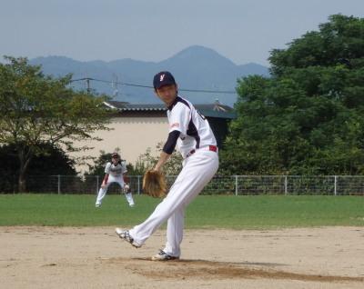 P8312257宅急便 吉野投手
