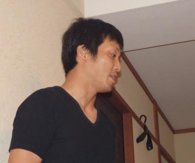 P8312356友志リーグ副会長に選ばれた連チャンずの福山選手