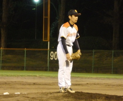 P9102480果実連リリーフ投手