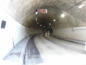 1号トンネル