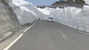 山田峠、復路 チャンス!