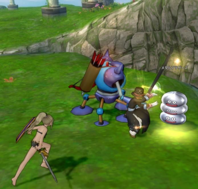 メタブラを追いかける勇者姫