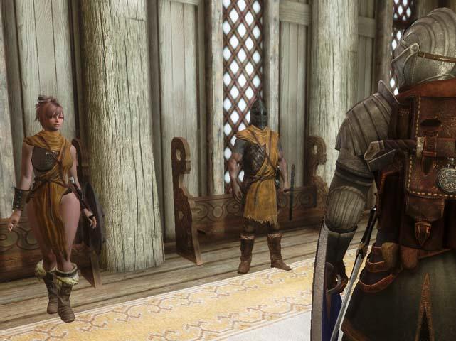 Whiterun guard