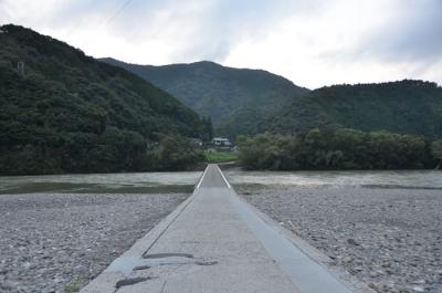 四国2-16勝間沈下橋