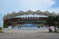 桃園國際棒球場140809