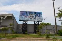 桃園國際棒球場はLAMIGOの本拠地140809