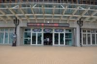 桃園國際棒球場入口140809