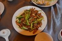 麗景餐廳の客家小炒140825