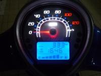 新バイクSYM Mii走行333km140507