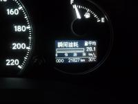 CT200h平均燃費20.1㎞140525