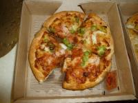 海鮮ピザ140607