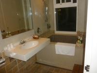 礁溪華閣溫泉飯店の浴室140615